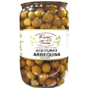 Spanish Arbequina Olives - 730g